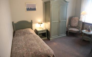 Romantisches Einzelzimmer